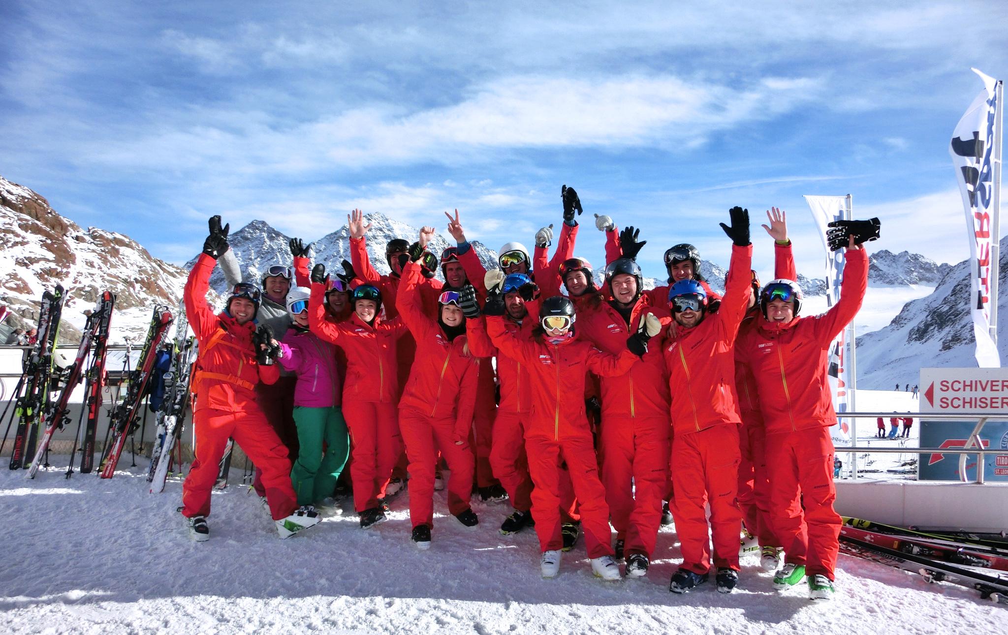 Titelbild Skischule
